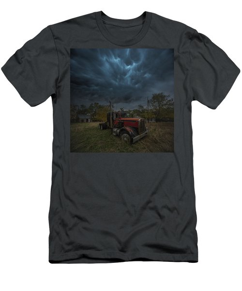End Of The Road Men's T-Shirt (Athletic Fit)