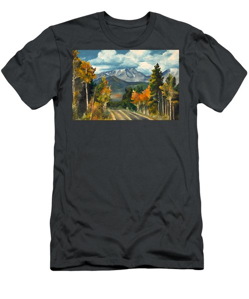 Gayle's Highway Men's T-Shirt (Athletic Fit)