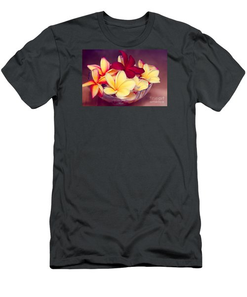 Men's T-Shirt (Athletic Fit) featuring the photograph Gifts Of The Heart by Sharon Mau