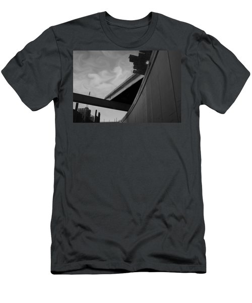 Men's T-Shirt (Slim Fit) featuring the photograph Going Under by Jamie Lynn