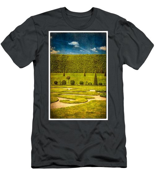 Hampton Court 'the Privy Garden Men's T-Shirt (Athletic Fit)