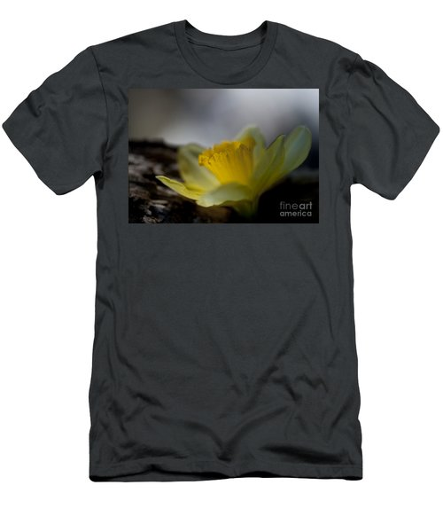 I Promise Men's T-Shirt (Slim Fit) by Wilma  Birdwell