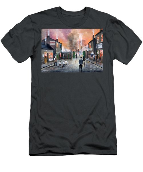 Images Of The Black Country Men's T-Shirt (Athletic Fit)