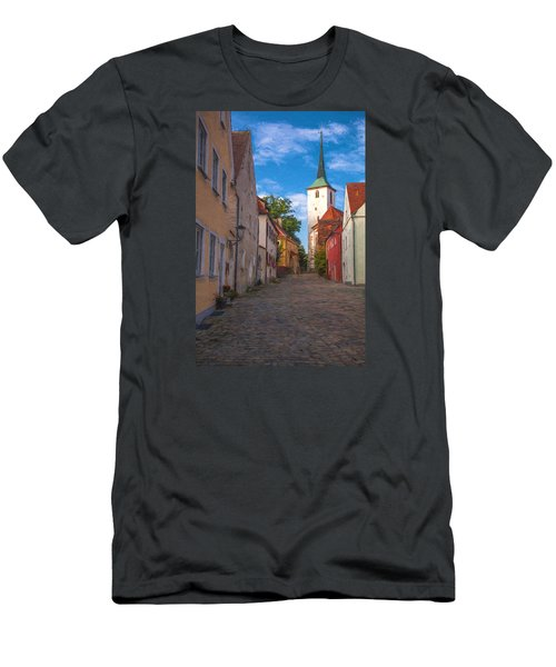 Klostergasse Vilseck Men's T-Shirt (Athletic Fit)