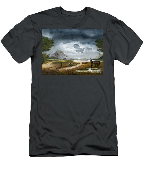 Loch Lomand Men's T-Shirt (Athletic Fit)