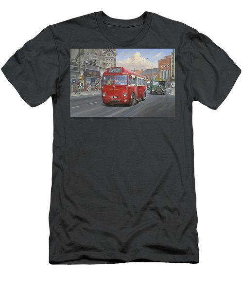 London Transport Q Type. Men's T-Shirt (Slim Fit) by Mike  Jeffries