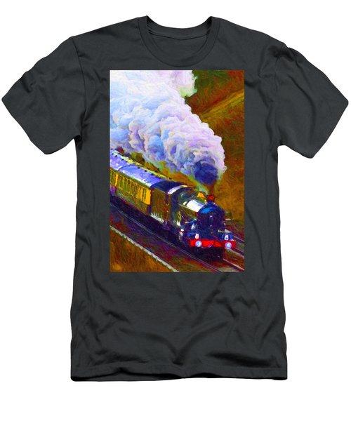 Making Smoke Men's T-Shirt (Athletic Fit)