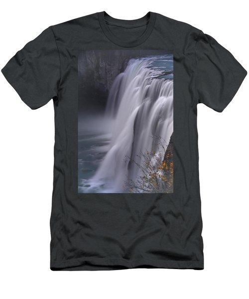 Mesa Falls Men's T-Shirt (Athletic Fit)