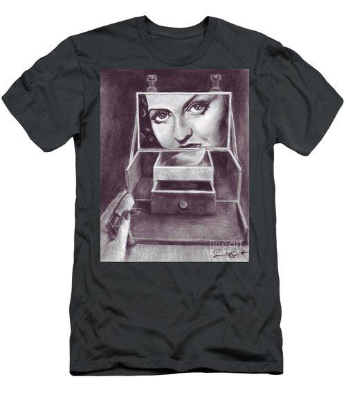 1 Minute Miss Davis Men's T-Shirt (Athletic Fit)