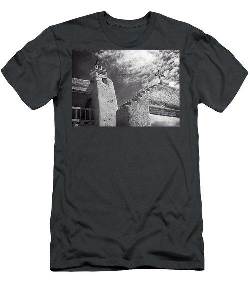 Old Mission Crosses Men's T-Shirt (Athletic Fit)