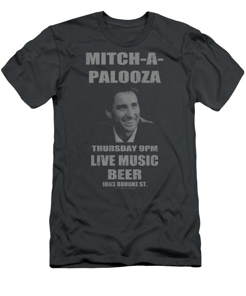 Old School - Mitchapalooza Men's T-Shirt (Athletic Fit)