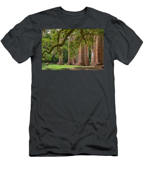 Old Sheldon Church Men's T-Shirt (Athletic Fit)