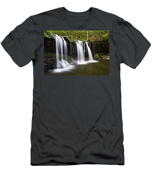 Oneida Falls Men's T-Shirt (Athletic Fit)