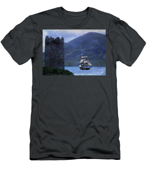Petitioning The Queen Men's T-Shirt (Athletic Fit)