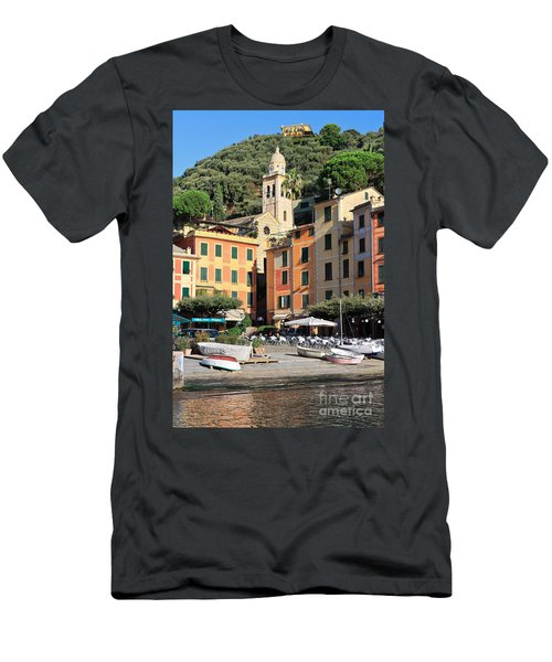 Portofino Men's T-Shirt (Athletic Fit)