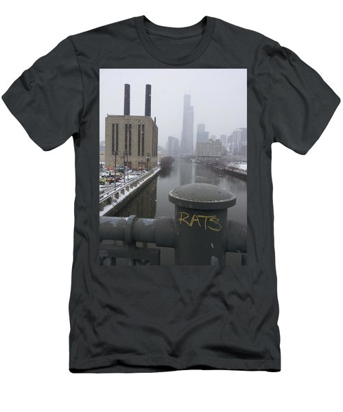 Rats Men's T-Shirt (Athletic Fit)