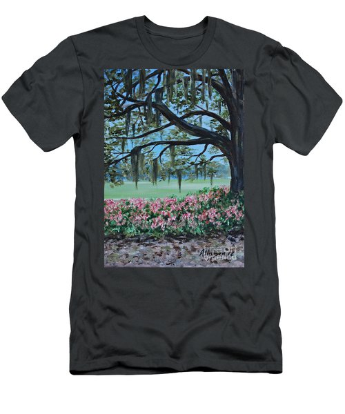 Savannah Spring Men's T-Shirt (Athletic Fit)