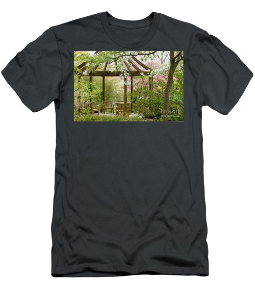 Spring Seating Men's T-Shirt (Athletic Fit)