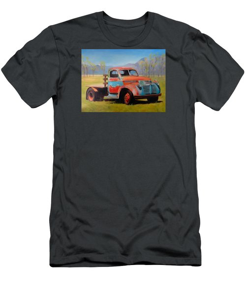 Taos Truck Men's T-Shirt (Athletic Fit)
