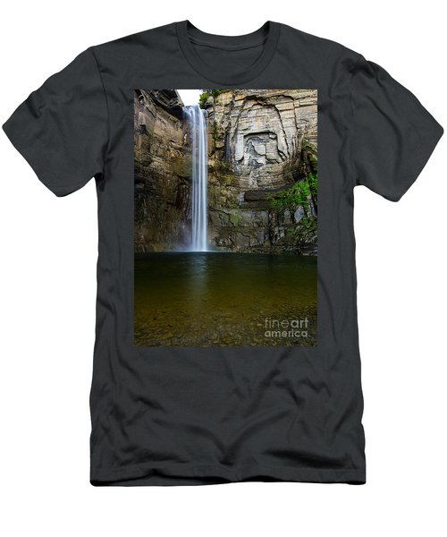 Taughannock Falls Men's T-Shirt (Athletic Fit)