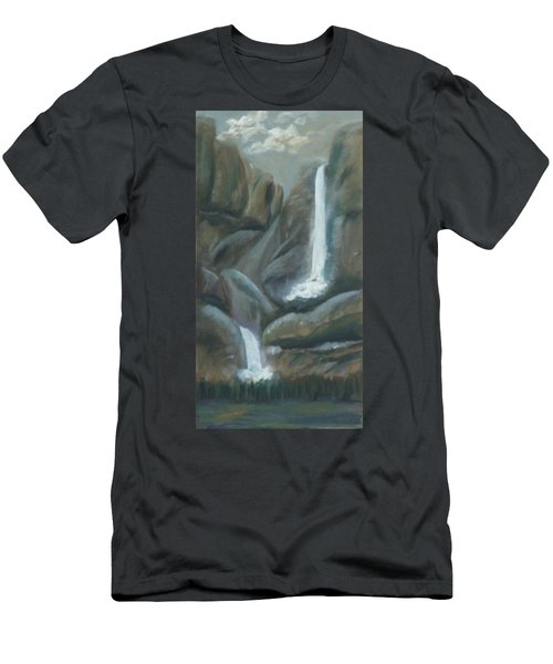 Tears Of The Moon Men's T-Shirt (Athletic Fit)