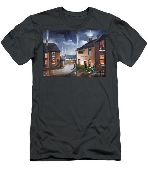 The Hundred House - Lye Men's T-Shirt (Athletic Fit)