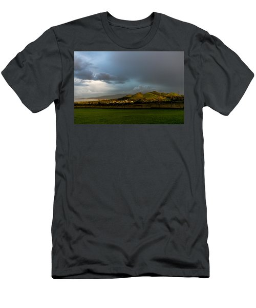 The Light Of Heaven Men's T-Shirt (Athletic Fit)