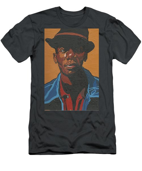 The Most Beautiful Boogie Man Men's T-Shirt (Athletic Fit)