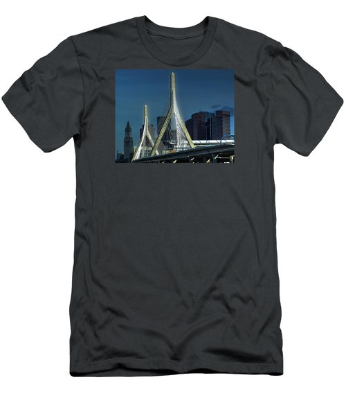 The Zakim 012 Men's T-Shirt (Athletic Fit)