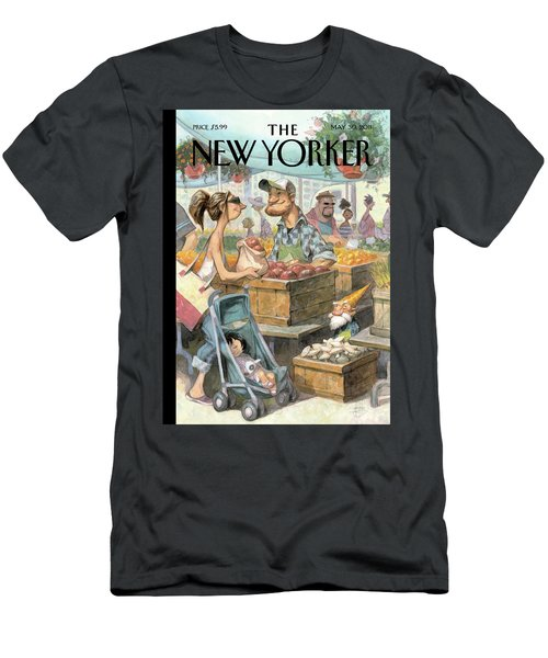 New Yorker May 30th, 2011 Men's T-Shirt (Athletic Fit)