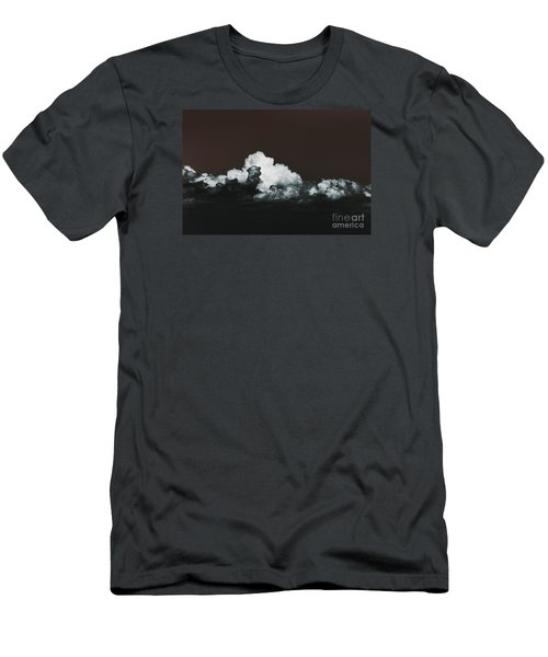 Men's T-Shirt (Slim Fit) featuring the photograph Words Mean More At Night by Dana DiPasquale