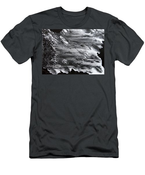 Flowing Water Men's T-Shirt (Athletic Fit)