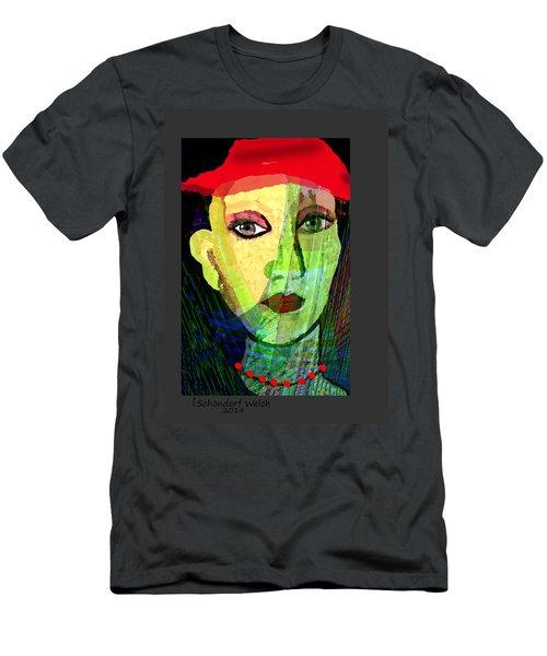 1084 - La  Signora ... Men's T-Shirt (Athletic Fit)