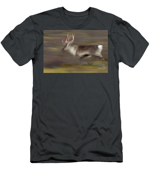 Men's T-Shirt (Slim Fit) featuring the photograph 121213p041 by Arterra Picture Library