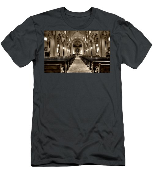 Church Of The Assumption Men's T-Shirt (Athletic Fit)