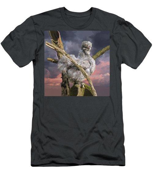 14. Cuckoo Bush Men's T-Shirt (Athletic Fit)