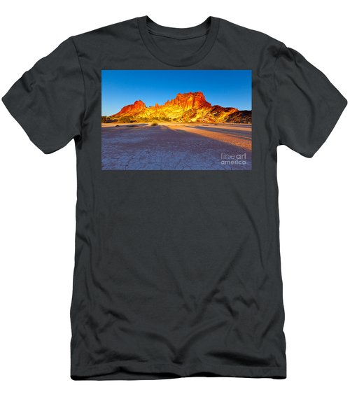 Rainbow Valley Men's T-Shirt (Athletic Fit)