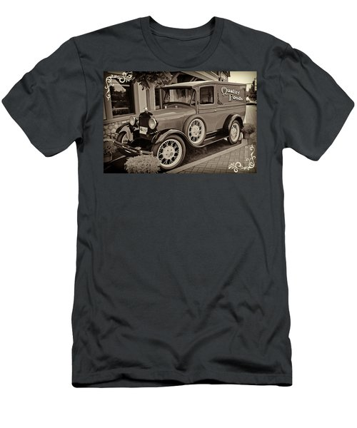 1930 Ford Panel Truck Men's T-Shirt (Athletic Fit)