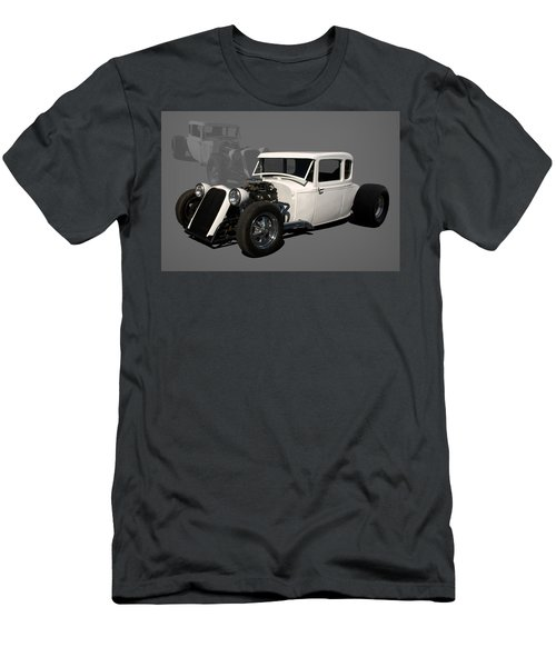 1930 Ford Hot Rod Men's T-Shirt (Athletic Fit)
