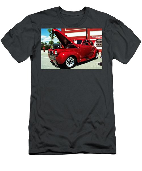 1940 Chevy Men's T-Shirt (Slim Fit) by Kevin Fortier
