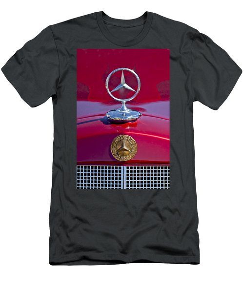 1953 Mercedes Benz Hood Ornament Men's T-Shirt (Athletic Fit)