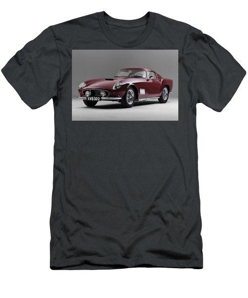 1956 Ferrari Gt 250 Tour De France Men's T-Shirt (Athletic Fit)