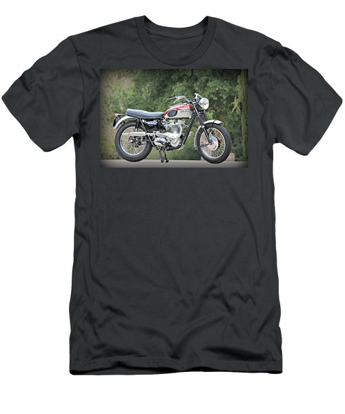 1961 Triumph Tr6c Men's T-Shirt (Athletic Fit)