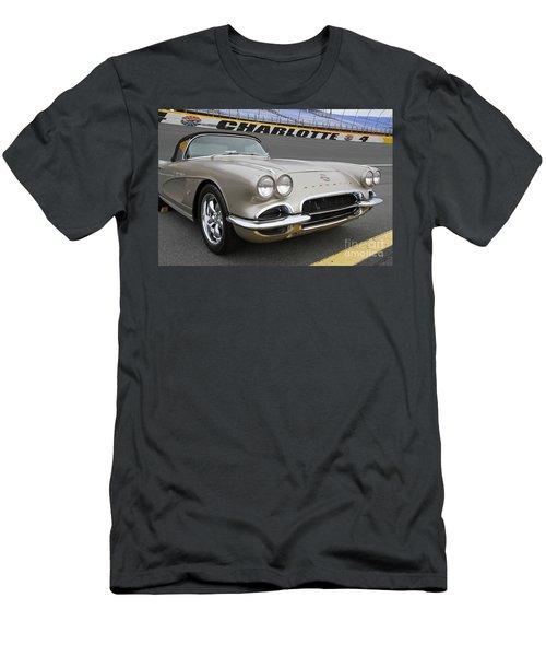 1962 Chevy Corvette Men's T-Shirt (Athletic Fit)