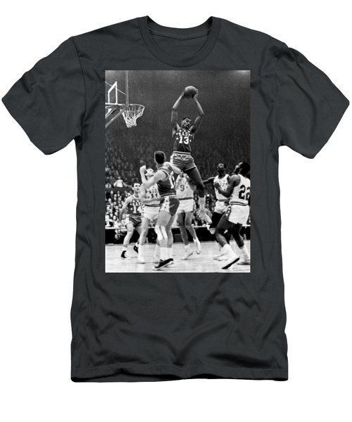 1962 Nba All-star Game Men's T-Shirt (Athletic Fit)
