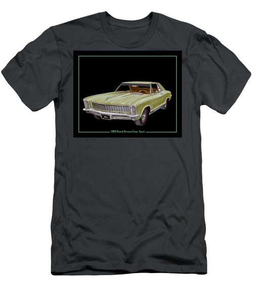 1965 Buick Riviera Gran Sport Men's T-Shirt (Athletic Fit)