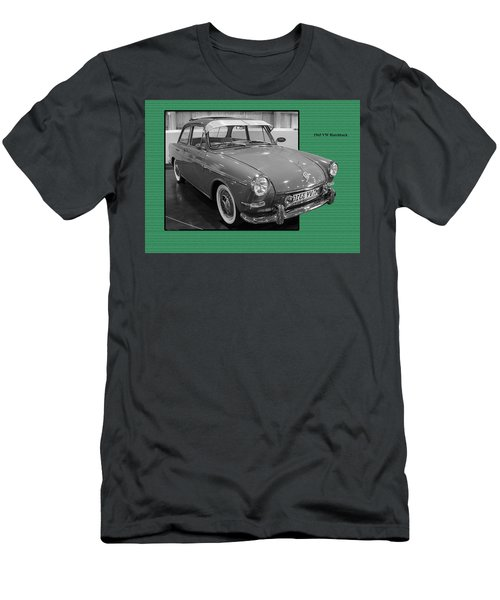 1965 Vw Notchback Men's T-Shirt (Athletic Fit)