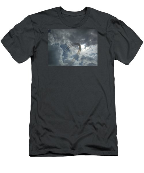 Aerial Display Men's T-Shirt (Athletic Fit)