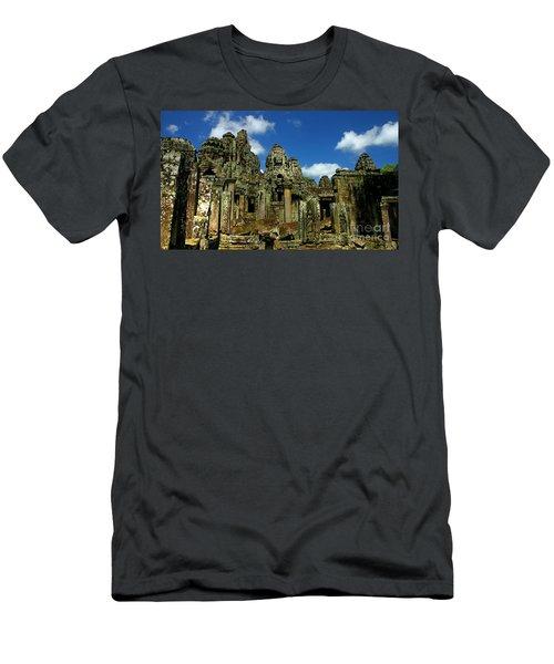 Bayon Temple Men's T-Shirt (Athletic Fit)