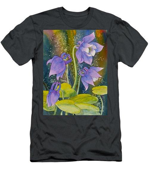 Columbine Men's T-Shirt (Slim Fit) by Teresa Ascone